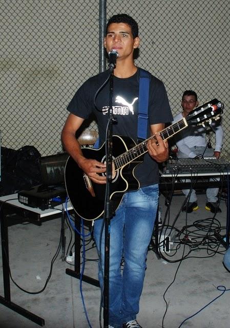 CANTOR JOÃO PAULO