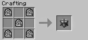 M-Ore Mod Craftings