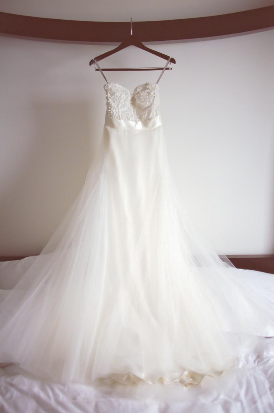 Palm Beach Wedding Dress : Luxe report entertaining a palm beach wedding