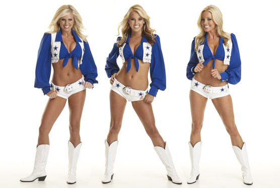 Dallas Cowboy Cheerleader