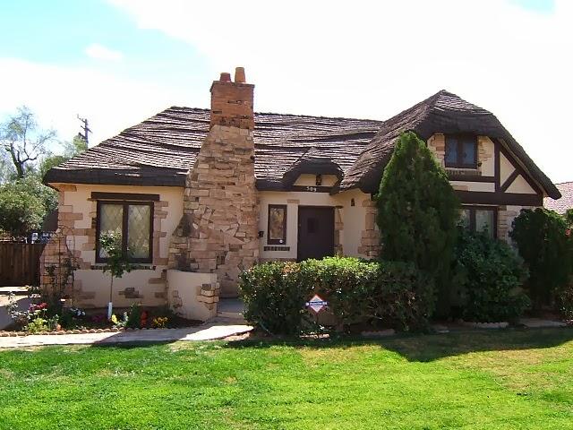 Fachadas de Casas de Campo: Fachadas de casas de campo antiguas