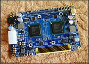 Lancelot FPGA-based mining board