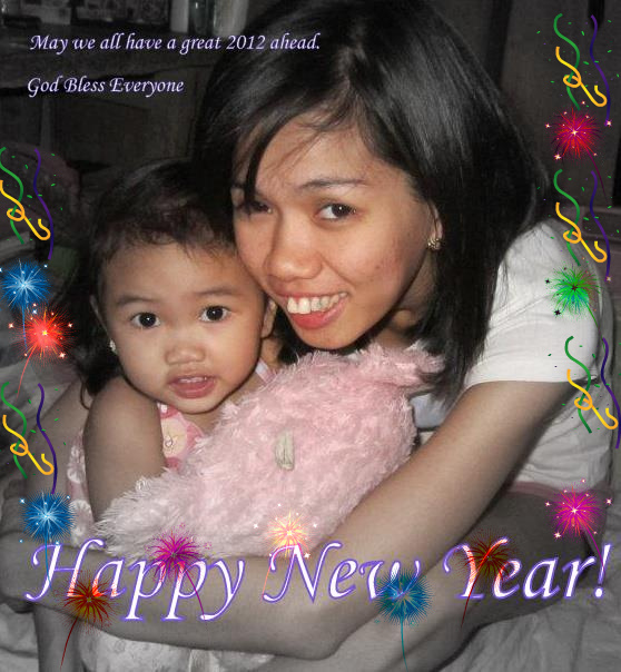 2012 New Year Greetings