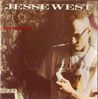 Jesse West – No Prisoners (1989) (CD) (FLAC + 320 kbps)