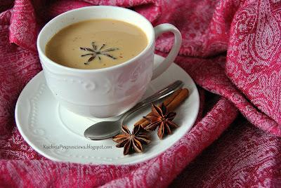 367. Masala chai, czyli herbata pełna przypraw
