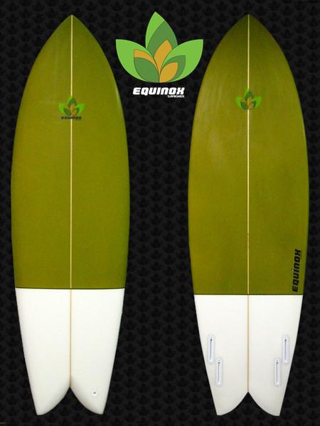 Equinox surfboards for Good beginner fish