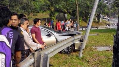 Penuntut UiTM Maut Dilanggar Kereta Pensyarah