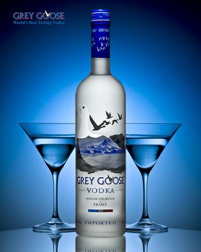 Top selling vodka brands
