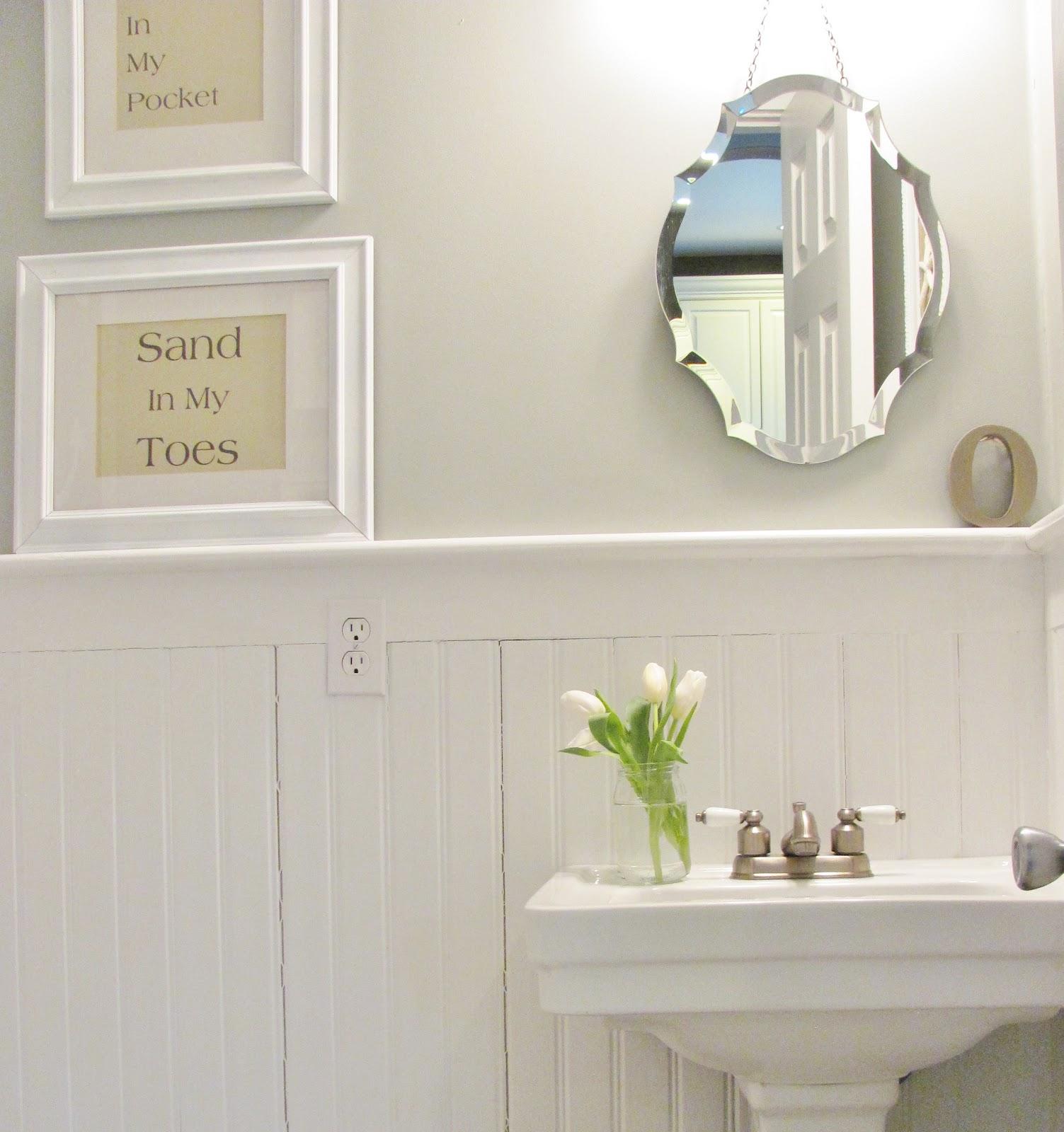 Anchored Bath Design