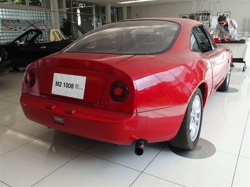M2 1008 replica, Mazda MX-5