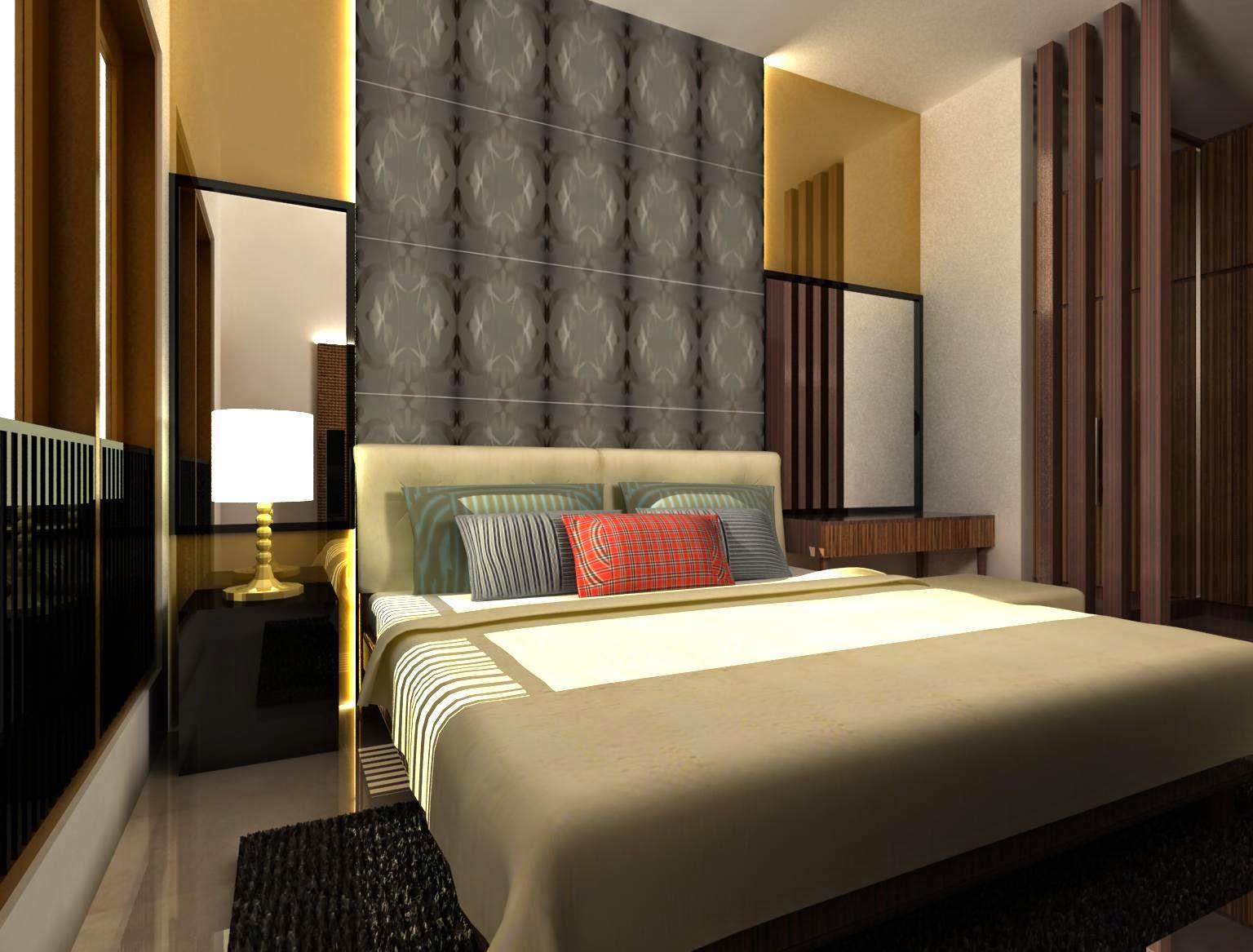 6 Desain Interior Kamar Tidur Minimalis Terbaru