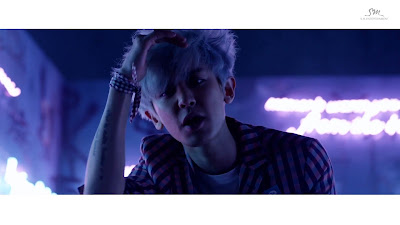 EXO Baekhyun in Love Me Right MV