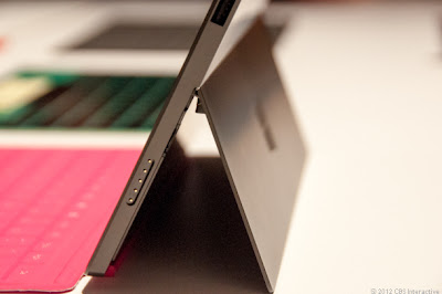Microsoft has been hit with a lawsuit about how much space its 32GB Surface tablet holds. (Credit: Microsoft)