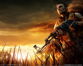 #24 Far Cry Wallpaper