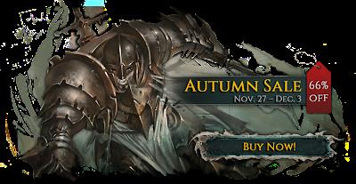 Darkfall Unholy Wars 66% sale!