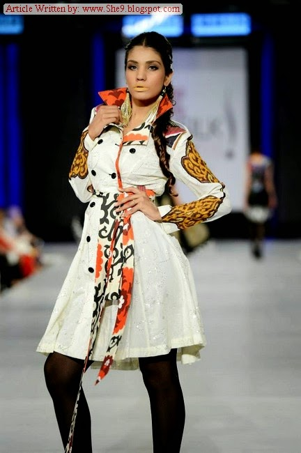 Akif Mehmood Dress Collection 2014-2015