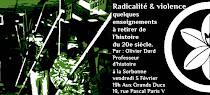 Radicalité & violence