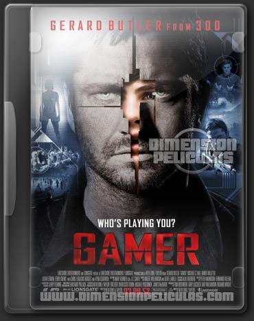 Gamer (BRRip HD Ingles Subtitulada) (2009)