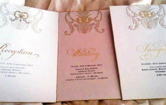 riteish_deshmukh_genelia_wedding_cards have a look at 11 expensive, quicky and stylish wedding cards of,Abhishek Bachchan Wedding Invitation Card