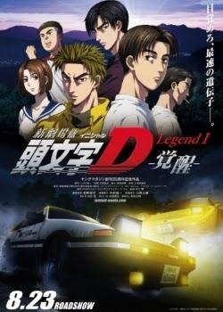 Shin Gekijouban  Initial D Legend-1-kakusei 1