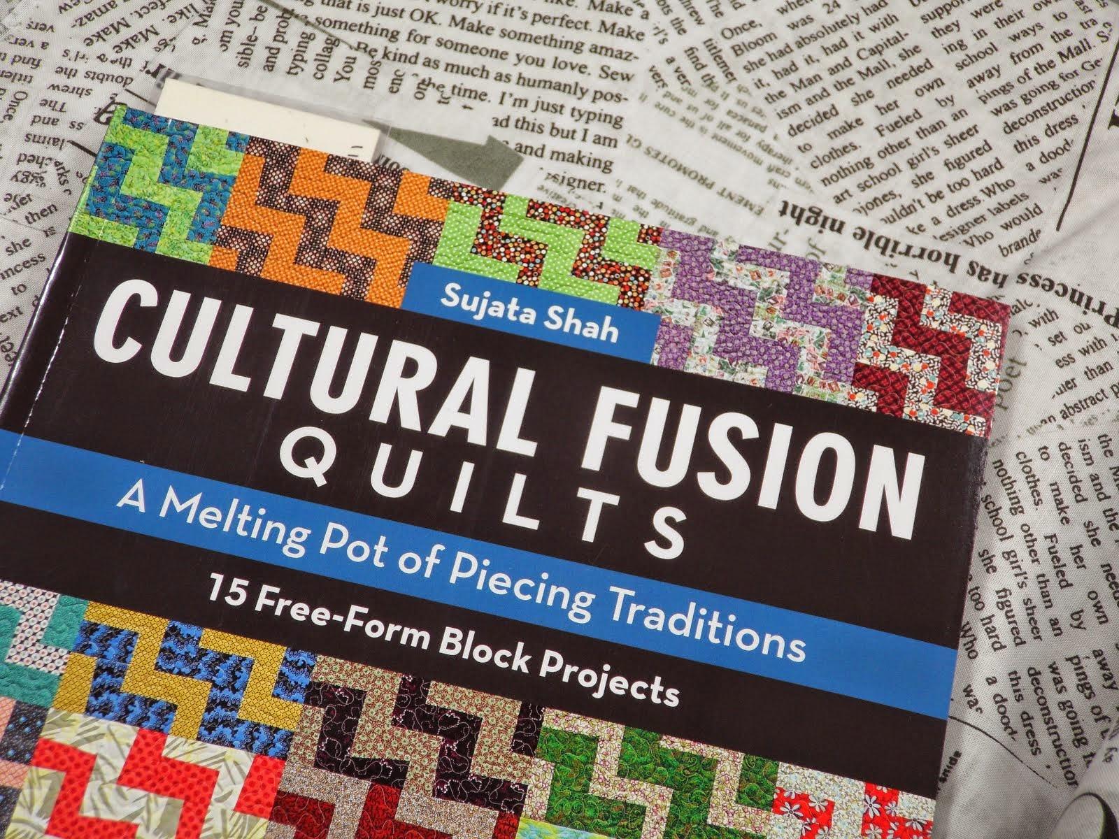 Cultural Fusion Quilts Blog