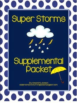 Super Storms Supplemental Packet