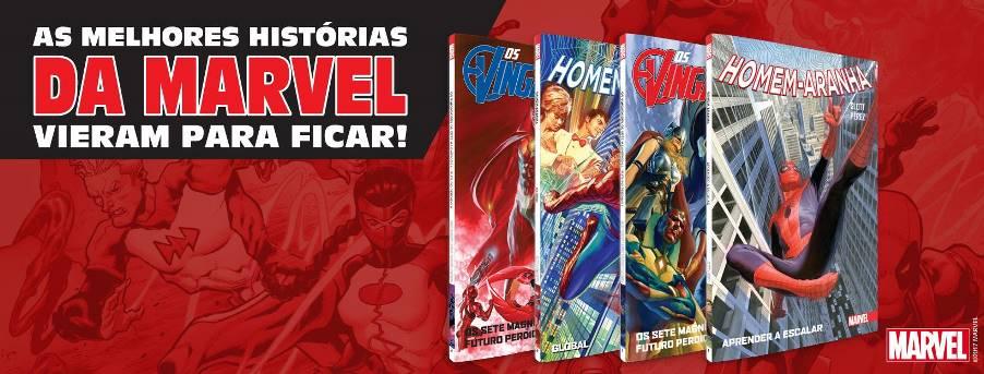 Colecção BD Marvel