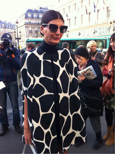 Estampa de Girafa é a tendência da vez