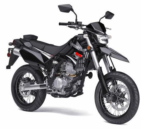 Specs Motorcycle: Kawasaki D Tracker 150S