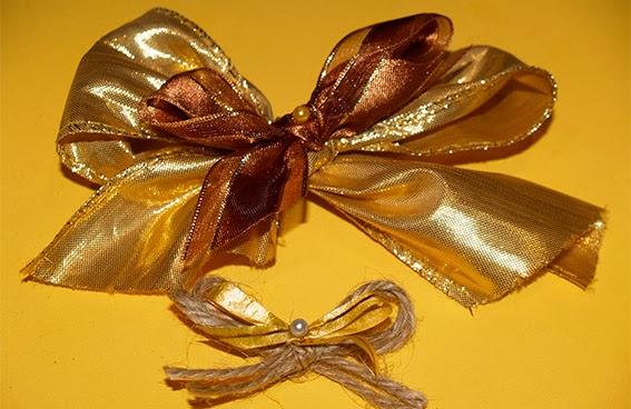 Haz regalos las mejores ideas para tus regalos lazos - Lazos para arbol de navidad ...