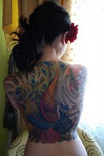 Picture of Back Tattoo Pics