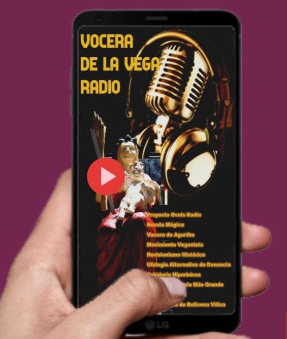 App Vocera de la Vega Radio