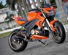 Modif Yamaha Vixion 2011