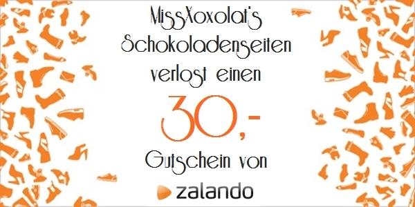 MissXoxolat's Schokoladenseiten Zalando Gewinnspiel