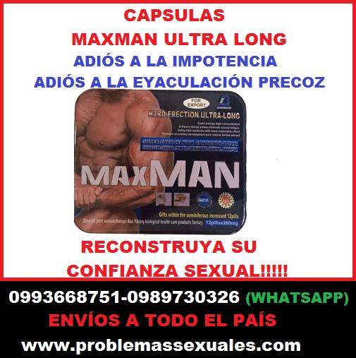 MAXMAN ULTRA LONG