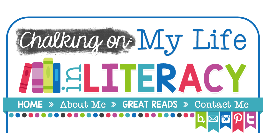 Chalking On: My Life in Literacy