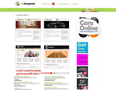 Cara modifikasi template blog kreasi sendiri2