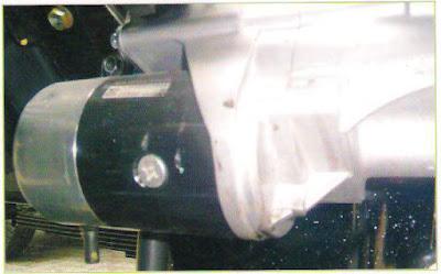 motor starter hino dutro