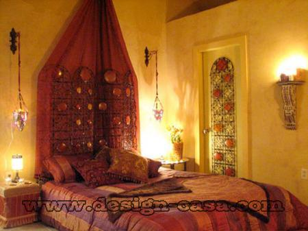 Le porte del feng shui a fire bedroom which one has a - Marocchine a letto ...