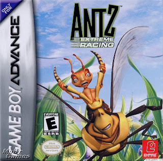 free download Antz Extreme Racing
