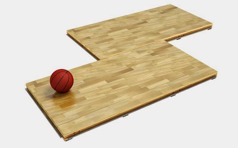 Sports Parquet Floors - Portable
