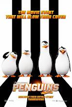 Los pingüinos de Madagascar (2014)