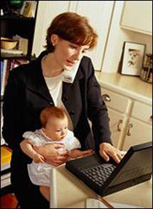 Wanita karir dan anak