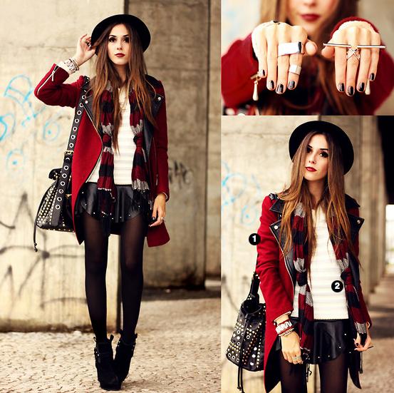 [Outfits] Du00eda frio - Tere Victoria