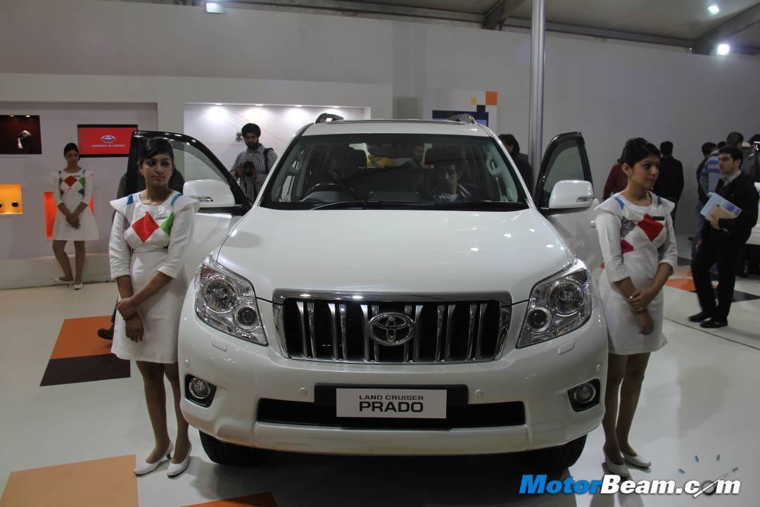 prado 2012 toyota | Auto Car World