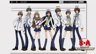 Rekomendasi Anime School