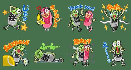 Newbie's Stickers
