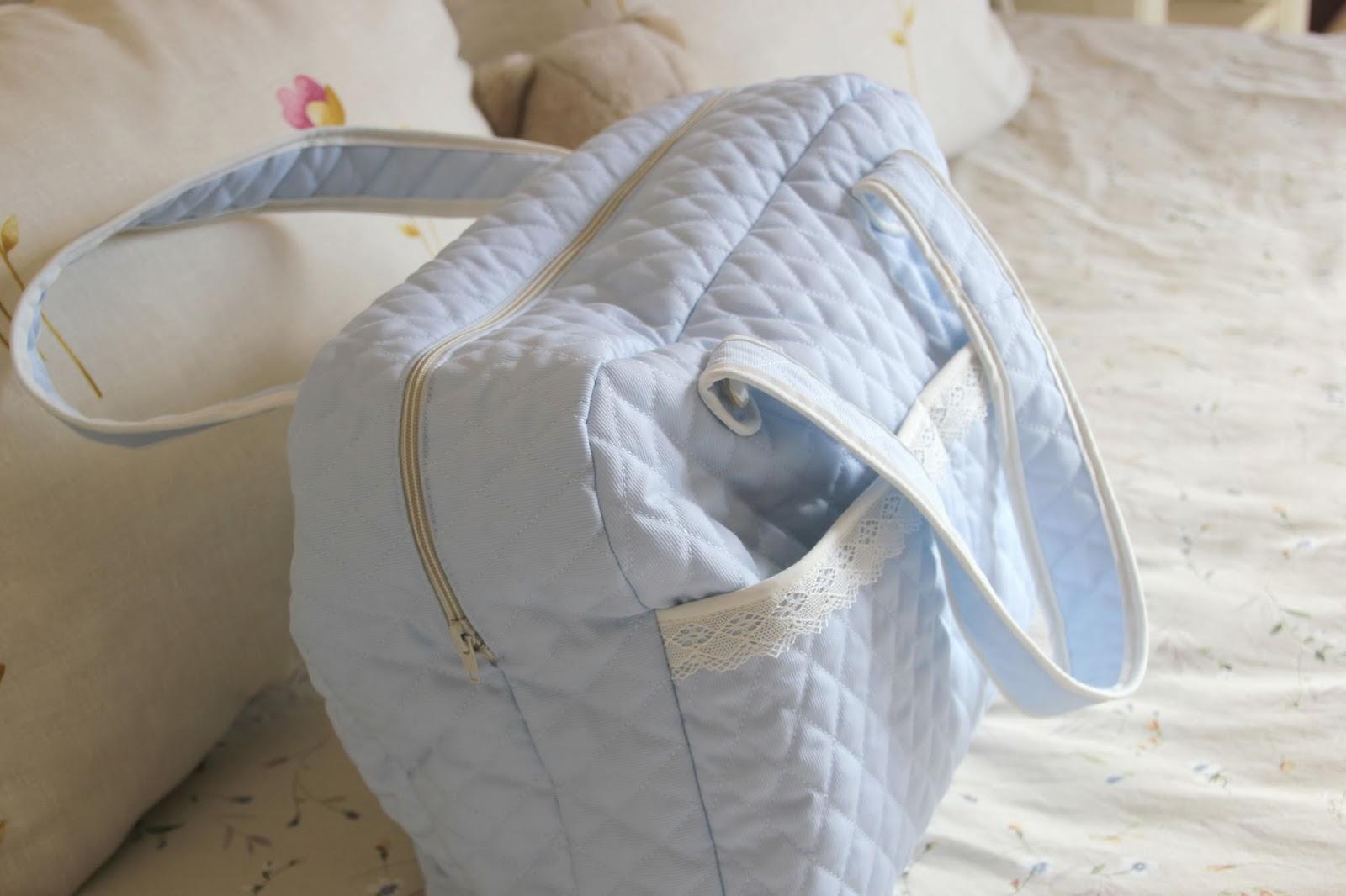DIY Bebé: Cómo hacer una bolsa para pañales | | Oh, Mother Mine DIY!!