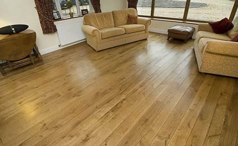 Thay ván sàn sẽ tăng giá trị cho ngôi nhà và thu hút người mua