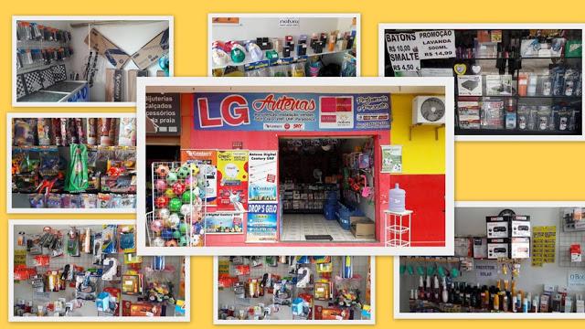 Divulgação: LG Antenas fone: 81 992561794